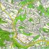 Mapa trati B25